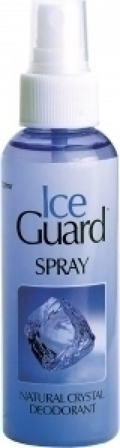 OPTIMA ΑΠΟΣΜΗΤΙΚΟ ICE GUARD NATURAL CRYSTAL DEODORANT SPRAY 100ml