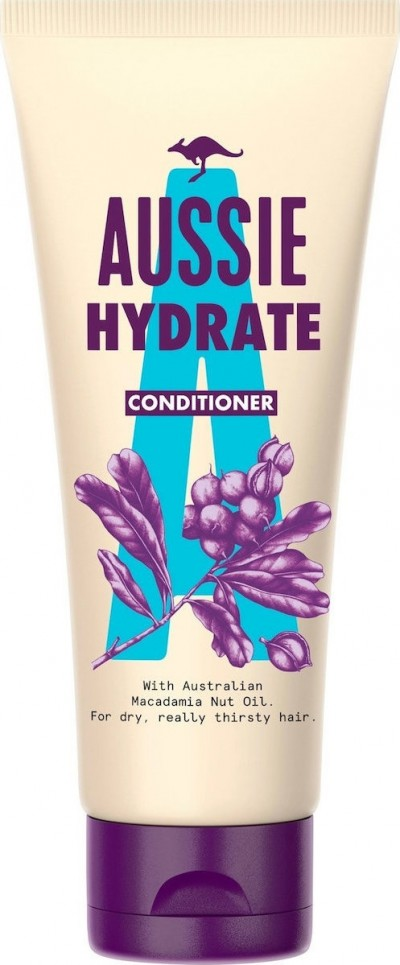 AUSSIE HYDRATE CONDITIONER ΓΙΑ ΞΗΡΑ ΜΑΛΛΙΑ 200ml