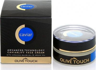 OLIVE TOUCH ADVANCED TECHNOLOGY CAVIAR LIFT FACE CREAM 50ml