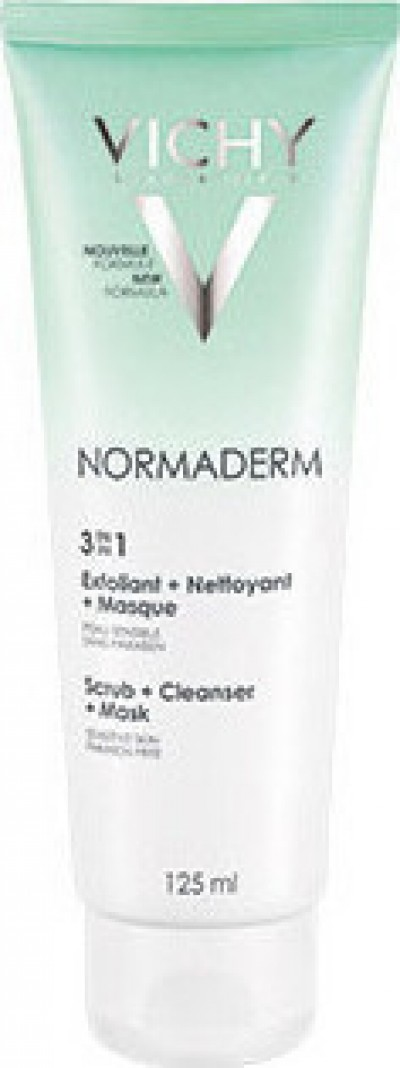 VICHY NORMADERM CLEANSER 3 IN 1 125ml