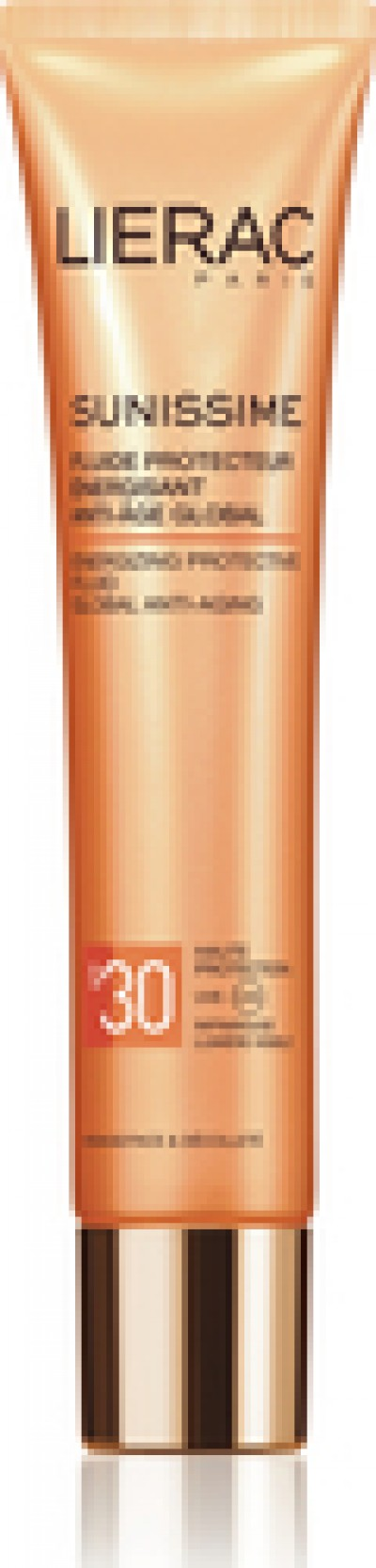 Lierac Sunissime Fluide Protect Energisant Anti-age Global SPF30 40ml