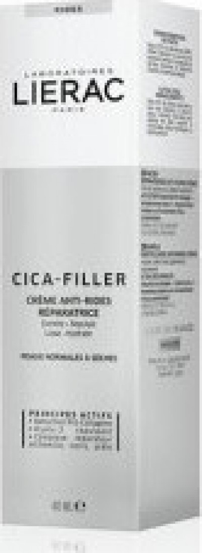LIERAC CICA FILLER CREME ANTI-RIDES 40ML