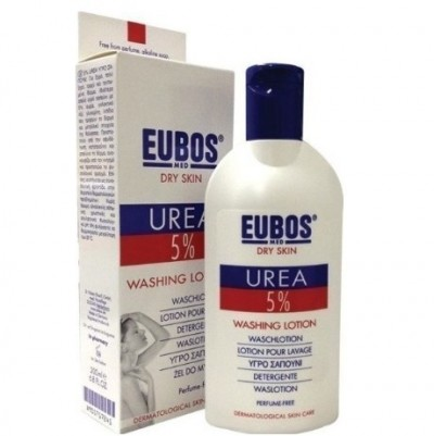 EUBOS UREA 5% WASHING LOTION ΥΓΡΟ ΣΑΠΟΥΝΙ 200ML
