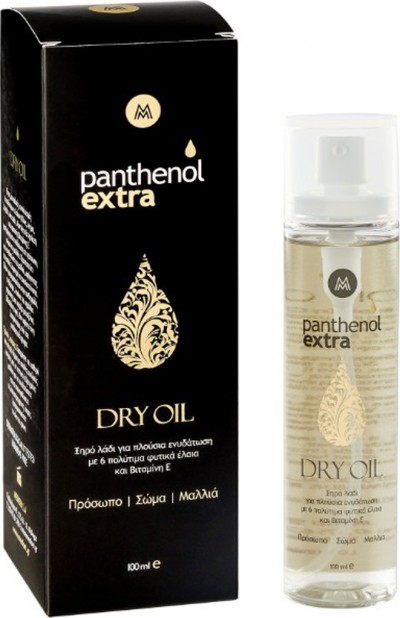 PANTHENOL EXTRA DRY OIL 100ML