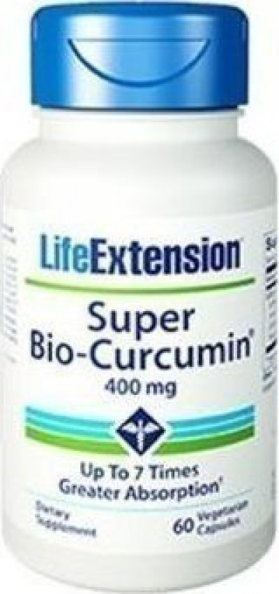 LIFE EXTENSION SUPER BIO-CURCUMIN 60CAPS