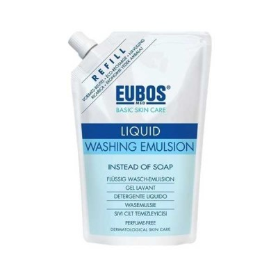 EUBOS - LIQUID WASHING EMULSION REFILL(ΧΩΡΙΣ ΑΡΩΜΑ) - 400ml