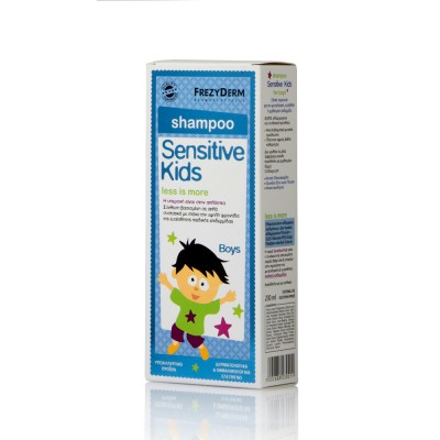 FREZYDERM SENSITIVE KID'S SHAMPOO BOY 200ml