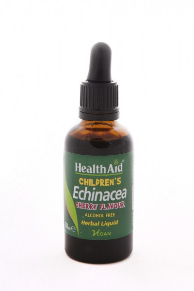 HEALTH AID ECHINACEA CHILDREN LIQUID ΚΕΡΑΣΙ