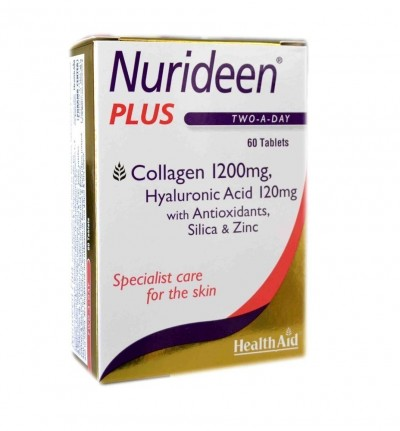 HEALTH AID NURIDEEN PLUS 60TABS