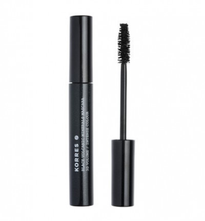KORRES BLACK VOLCANIC MINERALS MASCARA_02 BROWN