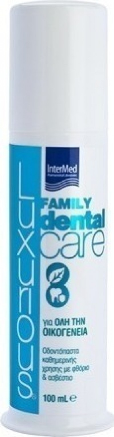 INTERMED LUXURIOUS FAMILY DENTAL CARE 100ml