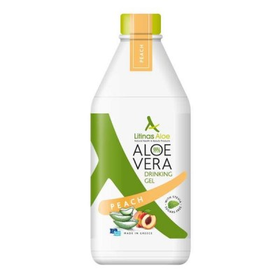Litinas Aloe Vera Gel 500ml Peach