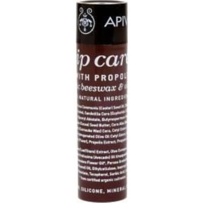 APIVITA LIP CARE PROPOLIS FOR CHAPPED LIPS 4,4GR