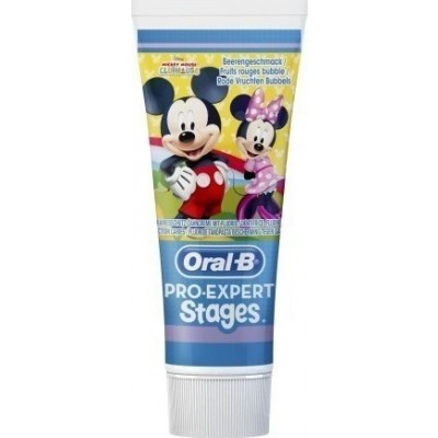 ORAL B ΟΔΟΝΤΟΚΡΕΜΑ PRO-EXPERT STAGES DISNEY 75ML