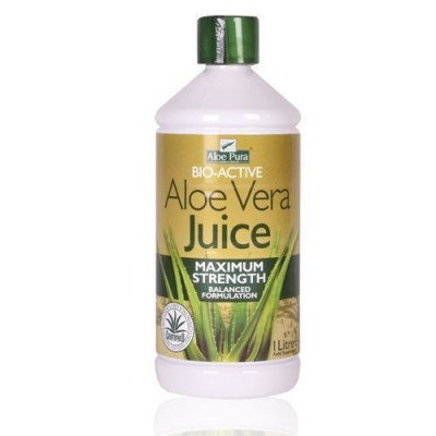 OPTIMA ALOE VERA JUICE MAXIMUM STRENGHT 1LT