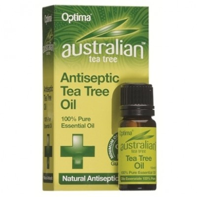 OPTIMA Australian Tea Tree Antiseptic Oil 10ml