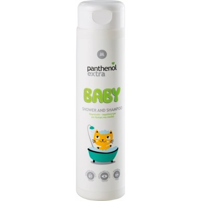 PANTHENOL EXTRA BABY SHOWER & SHAMPOO 300 ML