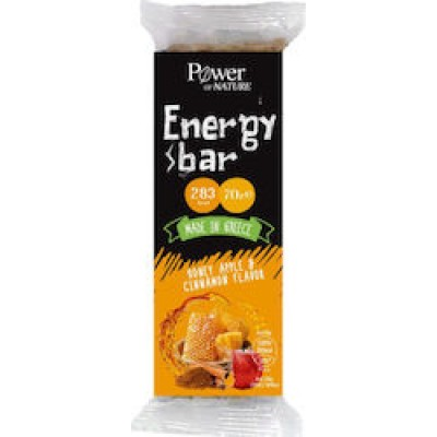 Power Health Energy Bar Honey Apple & Cinnamon Flavor 70gr.