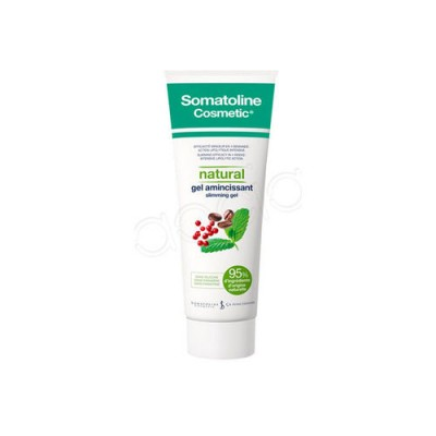 SOMATOLINE COSMETIC NATURAL GEL ΑΔΥΝΑΤΙΣΜΑΤΟΣ 250ML