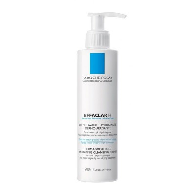 LA ROCHE POSAY EFFACLAR H CLEANSING CREAM 200 ML