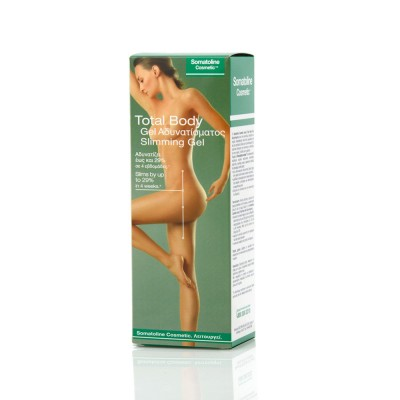 SOMATOLINE COSMETIC TOTAL BODY ΑΔΥΝ ΤΟΝΩΤ GEL 200 ML