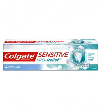 Colgate Sensitive Pro - Relief Whitening 75ml
