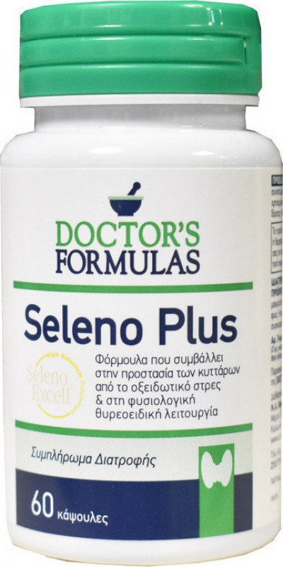DOCTOR'S FORMULA SELENO PLUS 60CAPS