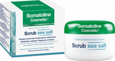 Somatoline Cosmetic Scrub Sea Salt 350gr