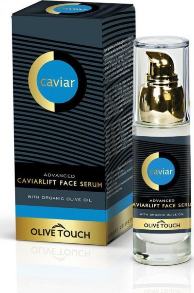 OLIVE TOUCH ADVANCED CAVIARLIFT FACE SERUM 30ml