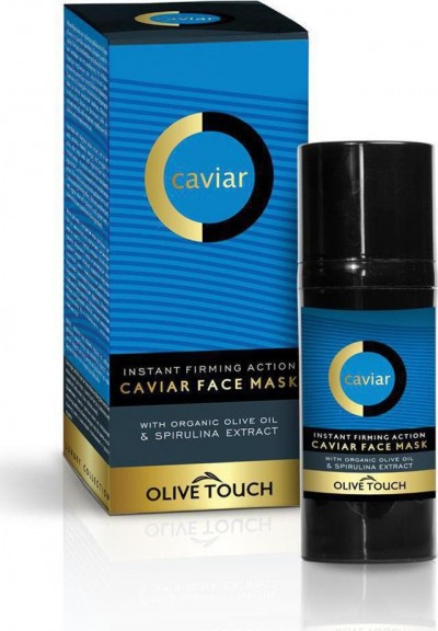 OLIVE TOUCH INSTANT FIRMING ACTIONCAVIAR FACE MASK 50ml