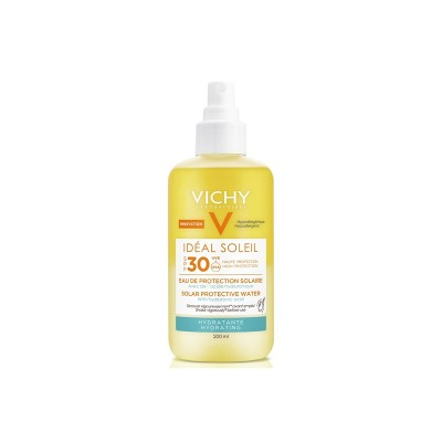 Vichy - Ideal Soleil Hydrating Protective Solar Water SPF30 Αντηλιακό Νερό, 200ml