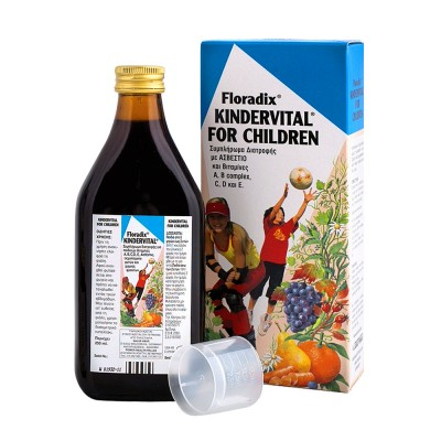 POWER HEALTH KINDERVITAL SIROP 250ml