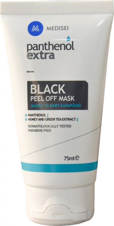PANTHENOL EXTRA BLACK PEEL OFF MASK 75ML