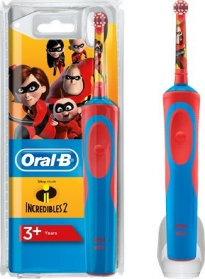 ORAL B STAGES POWER KIDS 3+ ΕΠ/ΦΟΡΤ. 1ΤΕΜ.