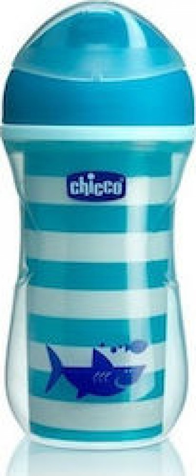 Chicco Active Cup 14m+ Blue 266ml.