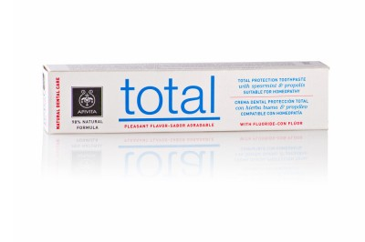 APIVITA TOOTHPASTE TOTAL 75ML
