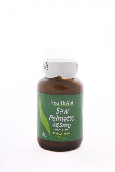 HEALTH AID SAW PALMETTO BERRY EXTRACT 30TABS