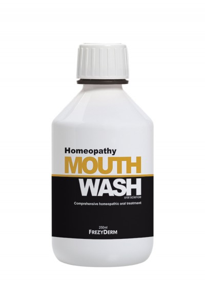 FREZYDERM MOUTHWASH HOMEOPATHY 250ml