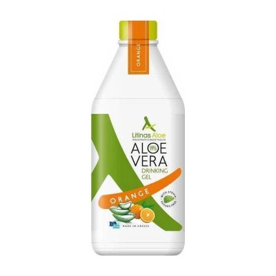 Litinas Aloe Vera Gel 500ml Orange