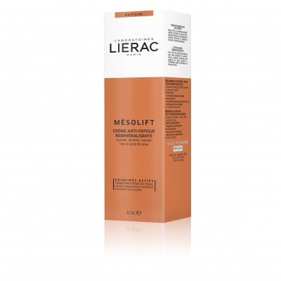 LIERAC MESOLIFT REMINERALISING ANTI-FATIGUE CREAM 40ml