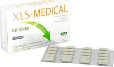 OMEGA PHARMA XL-S MEDICAL FAT BINDER 60TABS