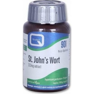 QUEST St. JOHN'S WORTH 333MG EXTRACT 90TABS