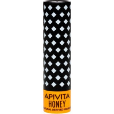 APIVITA LIP CARE HONEY ECO BIO BALM ΧΕΙΛΙΩΝ ΜΕ ΜΕΛΙ 4.4GR