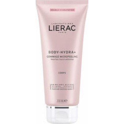 Lierac Body-Hydra+ Double Hydration Micropeeling Scrub Απολεπιστικό Σώματος 200ml