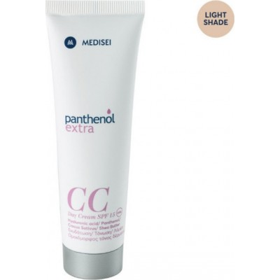 PANTHENOL EXTRA CC Day Cream SPF15 Light 50ml