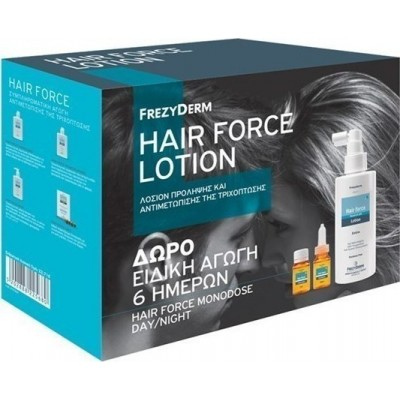 FREZYDERM PROMO HAIR FORCE LOTION 100ML + ΔΩΡΟ ΑΓΩΓΗ 6 ΗΜΕΡΩΝ