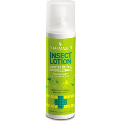 PHARMASEPT INSECT LOTION 100ML
