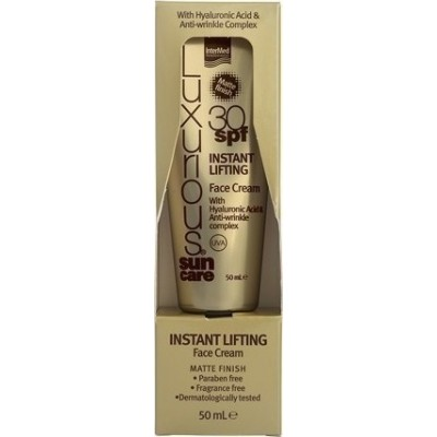 Intermed - Luxurious Instant Lifting SPF30, 50ml