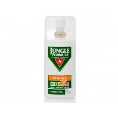 OMEGA PHARMA JUNGLE FORMULA STRONG ORIGINAL SPRAY 75ml
