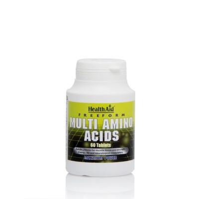 HEALTH AID MULTI AMINO ACIDS 60TABS
